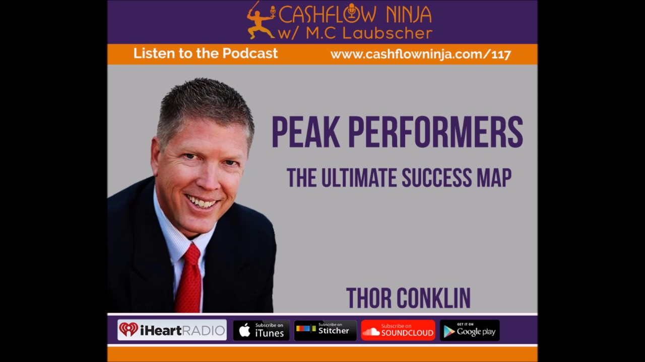 117: Thor Conklin: The Ultimate Success Map