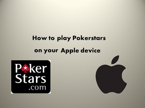 How To Play PokerStars On IPhone And IPad In Australia
