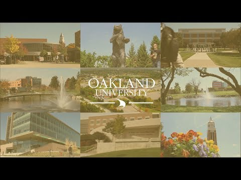 Oakland University - Online Learning Gives You Freedom!