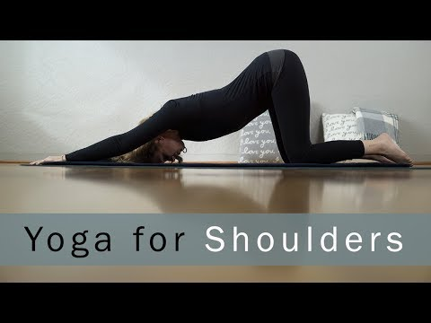 Yin Yoga for Tense and Stiff Shoulder Pain 60 min | Yoga with Dr. Melissa West 422