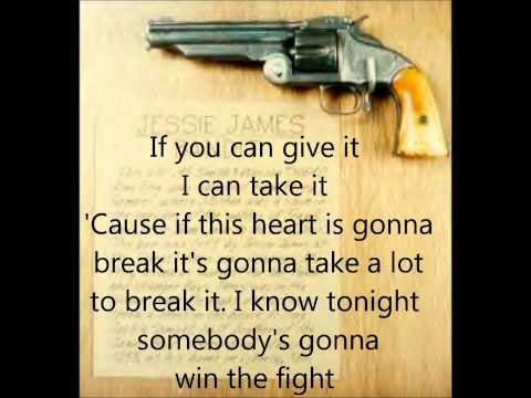 Just like Jesse James - Cher (with lyrics)