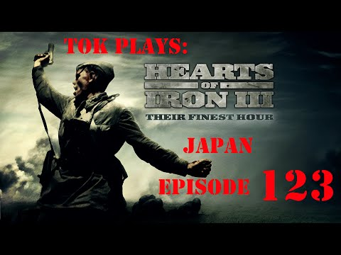 Tok plays HoI3 - Japan ep  123 - Master Of Puppets - YouTube