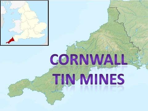 The Cornwall Tin Mines