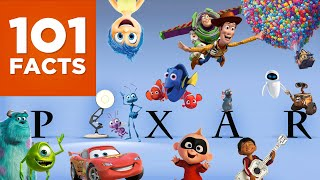 Repeat youtube video 101 Facts About Pixar
