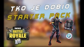 Qui a le Starter Pack ? FORTNITE BALKAN (PC)