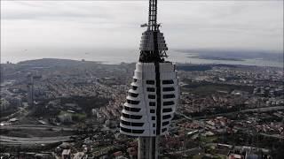 Uzunçayır - Fikitepe & Çamlıca kulesi