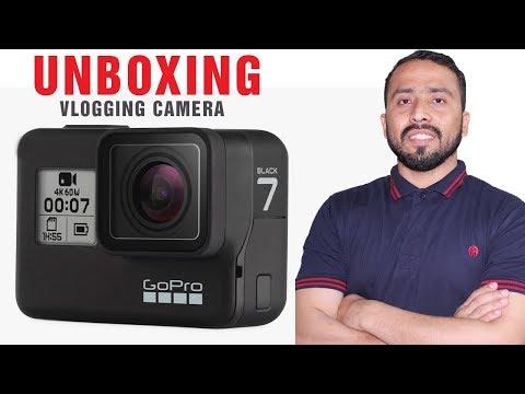 GoPro Hero 7 Black Unboxing and Review in Urdu
