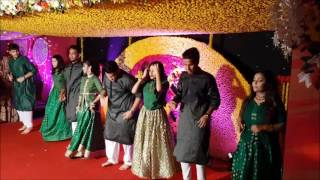 Shajib & Priya's Holud Performances