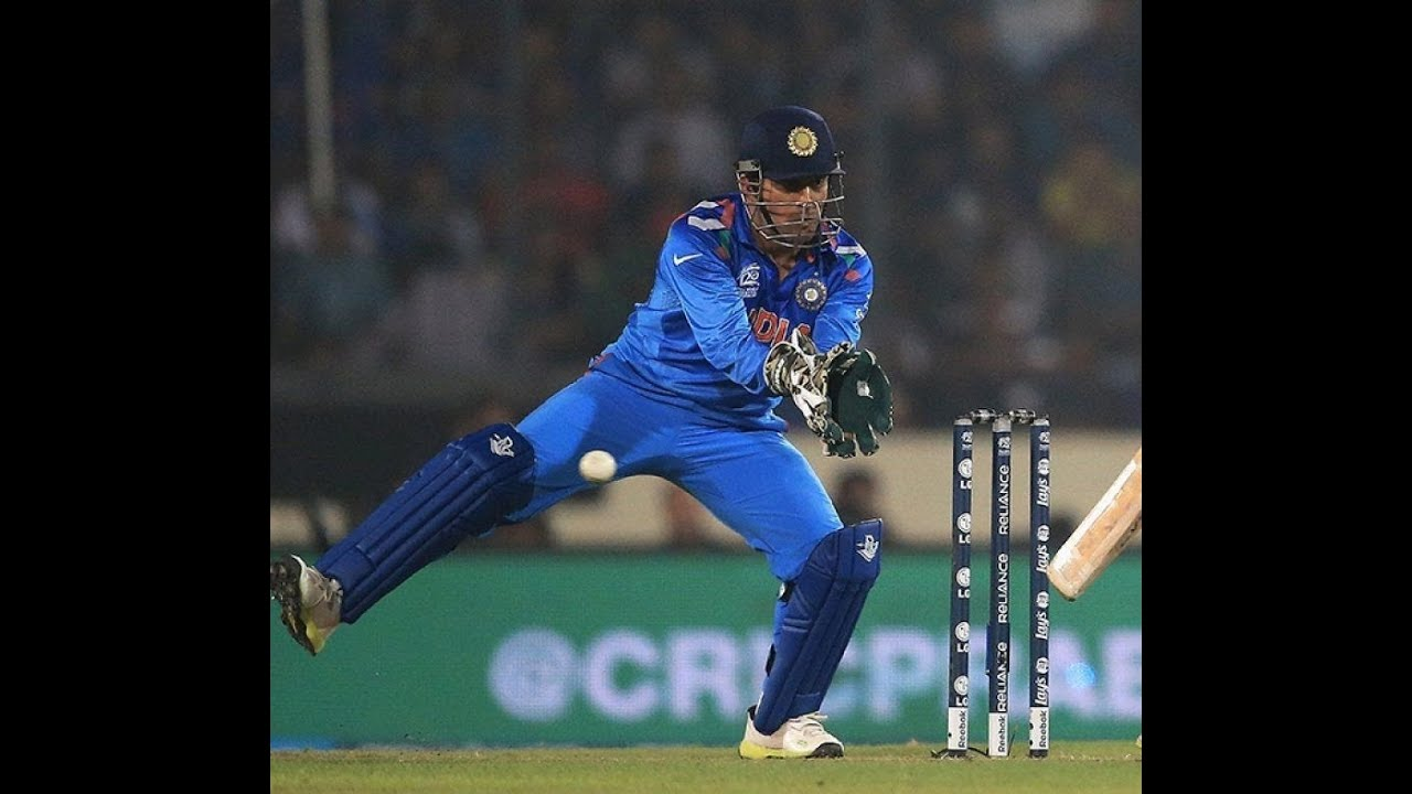 MS Dhoni I The best wicket keeper - YouTube Ms Dhoni Wicket Keeping Diving