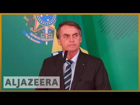 🇧🇷 Bolsonaro in Washington: Brazil's leader on first trip abroad | Al Jazeera English