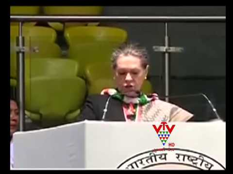 Sonia Gandhi attacks BJP, says its divisive ideology biggest threat -VTV