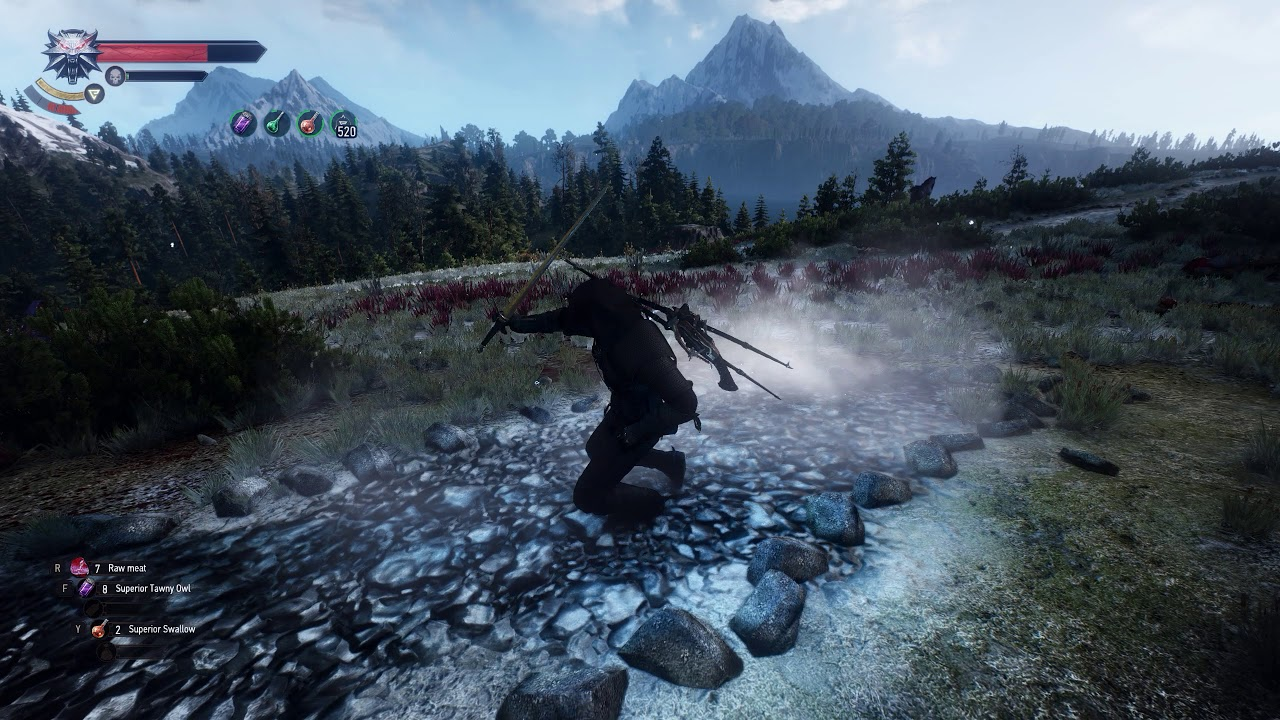 The Witcher 3 - Enhanced Edition Mod
