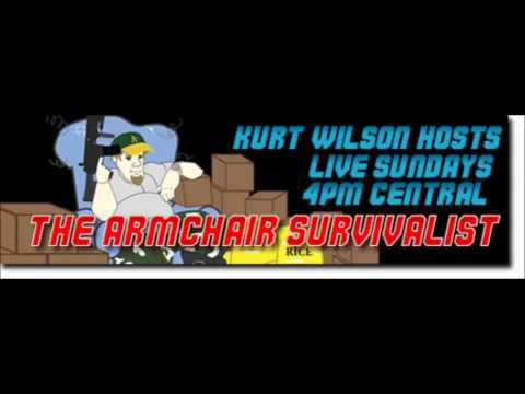 The Armchair Survivalist Radio Show - 12 18 2016  - CBD Oil