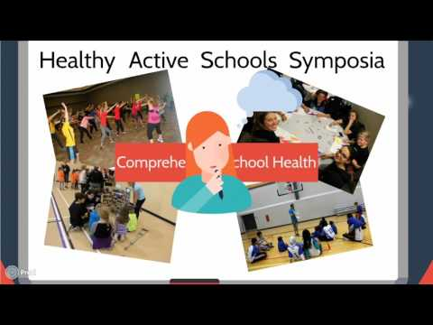 Ever Active Schools' Guide to Healthy Active Schools Symposia