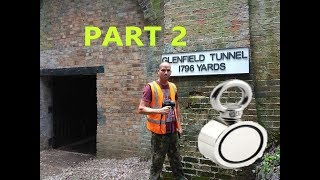 Historic railway tunnel explored and magnet fished Part 2