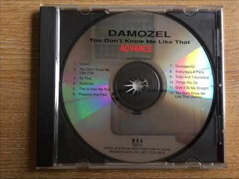 Damozel - Give It To Me Straight