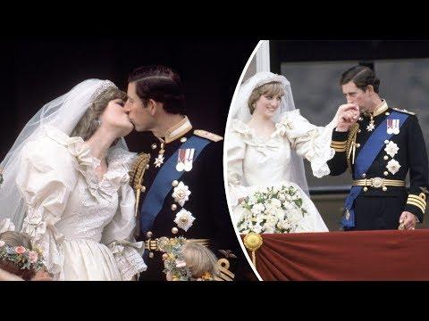 REVEALED: Diana's wedding day secret that she kept from Charles