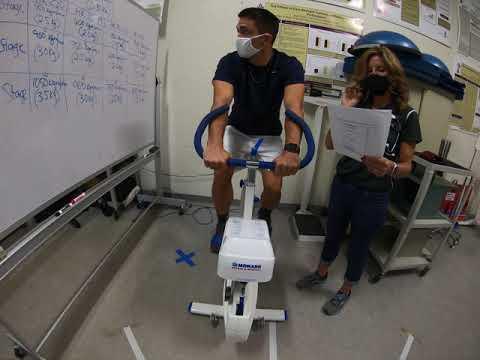 YMCA Submax Test : Fairmont State University