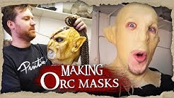 Making Orc Masks!