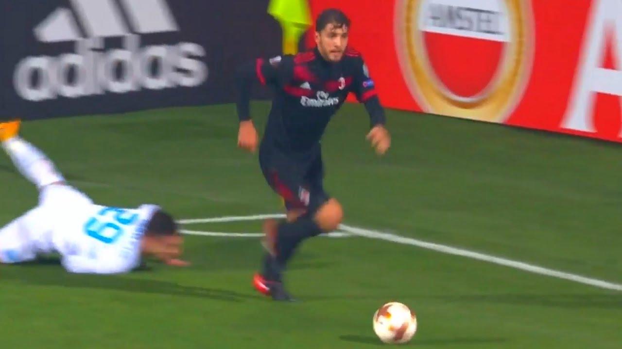 How Good was Manuel Locatelli at AC Milan?