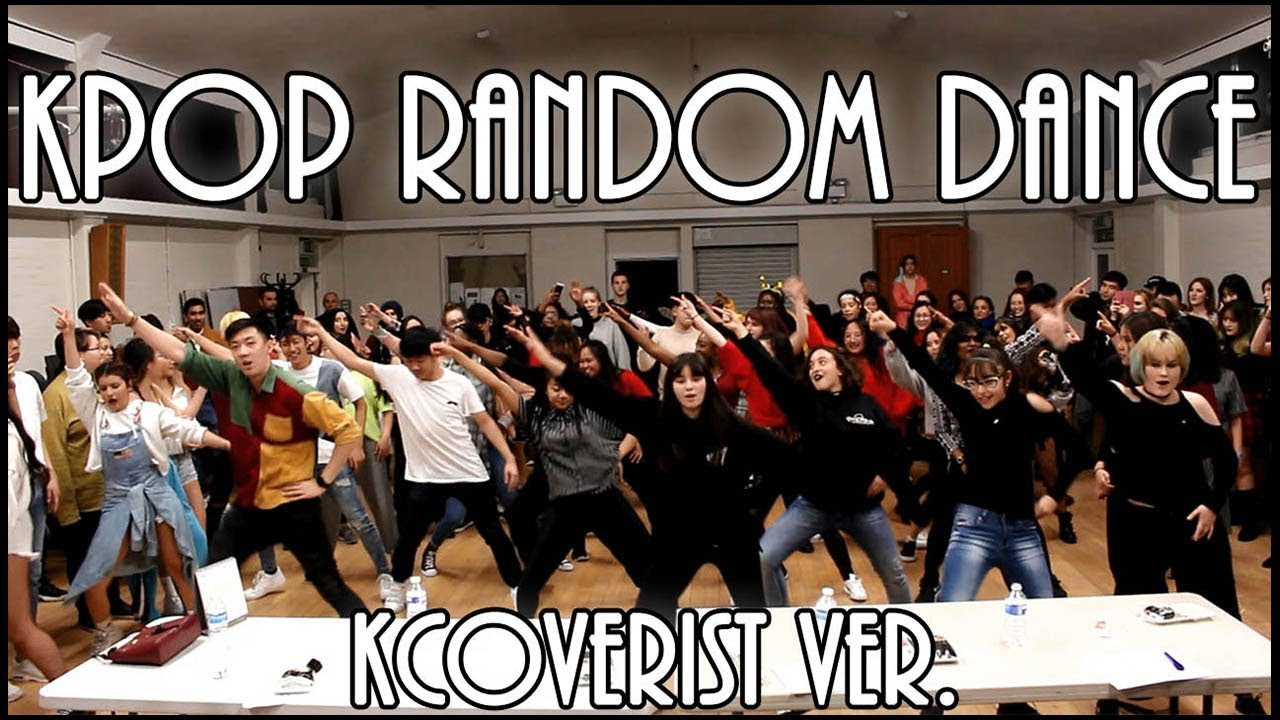 KPOP RANDOM DANCE GAME 2018 | KCOVERIST VER