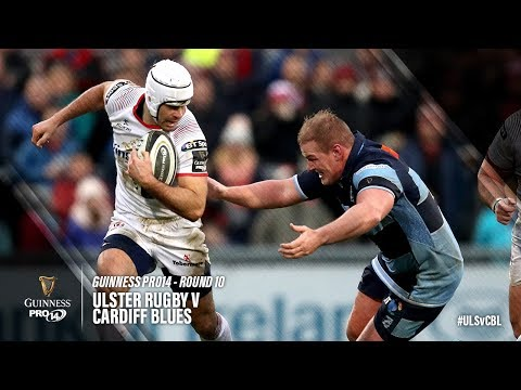 Guinness PRO14 Round 10 Highlights: Ulster Rugby v Cardiff Blues