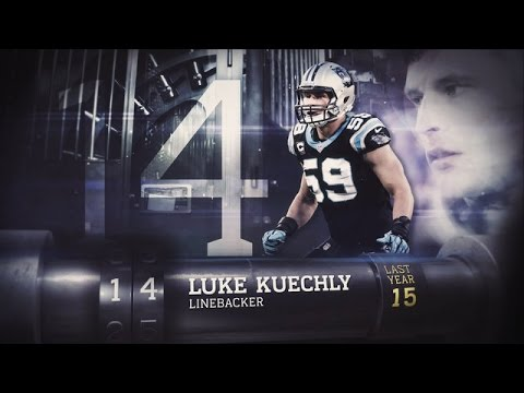 #14 Luke Kuechly (LB, Panthers) | Top 100 Players of 2015