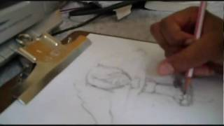 anime pretty cure speed draw request