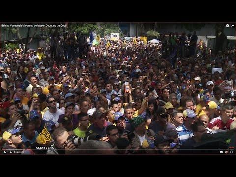 Behind Venezuela