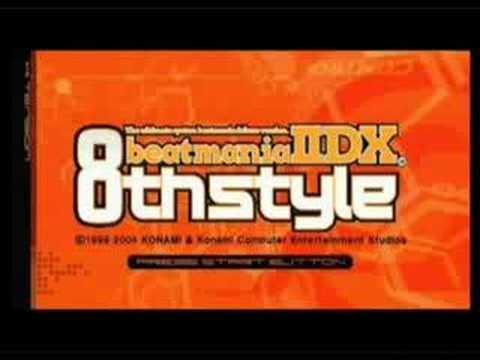 Beatmania IIDX 8th Style Xenon