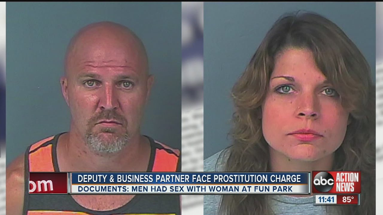 Citrus County Sheriff's Office deputy arrested in Hernando County on a  prostitution charge, fired