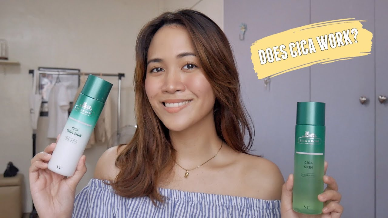 Is It Worth It? l VT COSMETICS Cica Care Line (FINAL THOUGHTS)