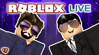 🔴 Roblox Live | Jailbreak and Ultimate Driving | Ben and Dad