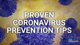 Proven coronavirus prevention tips | The Kim Komando Show