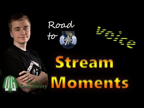[N0tail Twitch] Funny Stream Moments - Road to Divine Medal !