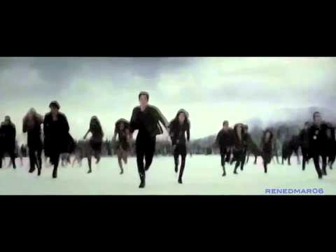 The Cullens - Supermassive Black Hole by Muse (Twilight Music Video)