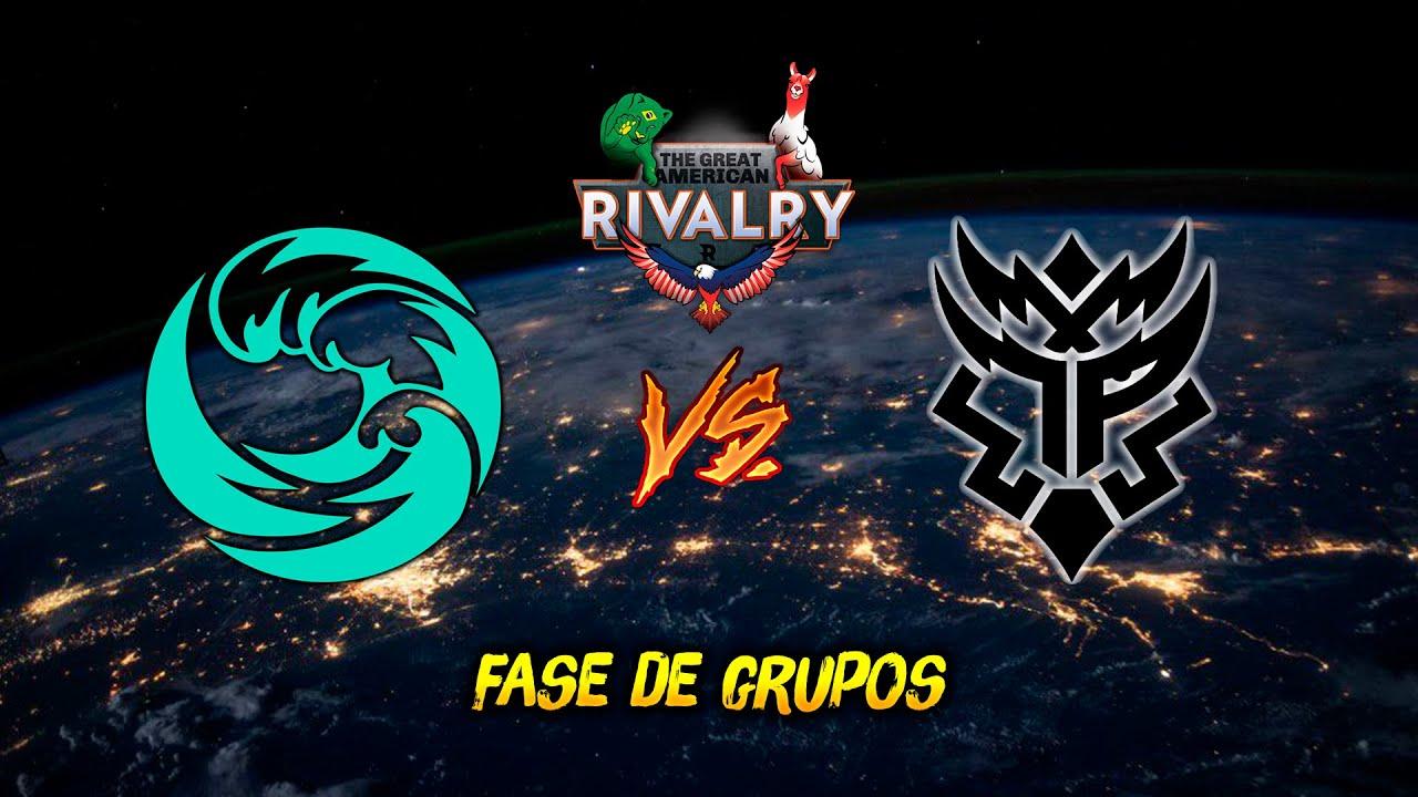 Beastcoast vs Thunder Predator ► The Great American Rivalry Division 1 (BO2) 😍 | Dota 2
