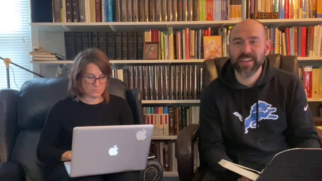 Sunday Morning Live Stream; the 4th Sunday of Advent