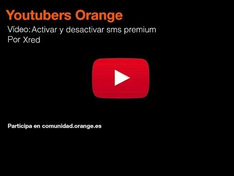Como Activar Y Desactivar Los SMS PREMIUM
