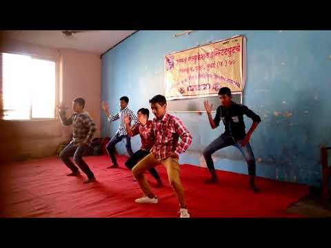 Malhar malhar Ho (virat zindagi )dance choreographer =mangesh thorat (8268674050)