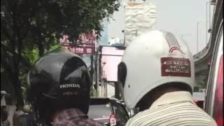 INILAH VIDEO TAK SENONOH DI BILLBOARD LCD PAPAN IKLAN JALAN KANTOR WALIKOTA JAKARTA