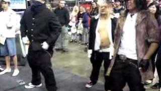 [Broforce] Wii Bro-Dance off