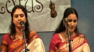 Lotus Concert: Evari BOdhana