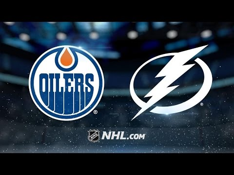 Kucherov's four-point night leads Bolts past Oilers