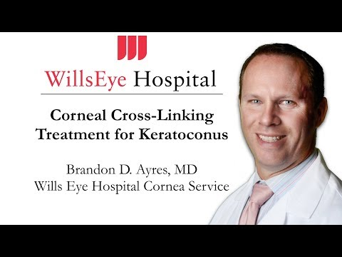 Corneal Cross-Linking - Treatment For Keratoconus