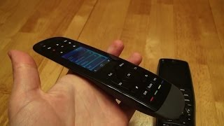 Logitech Harmony Touch Universal Remote Control Review