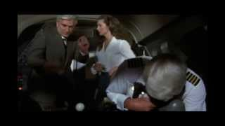 Airplane! (1980) Oveur And Out Scene (Or, I Shoudn't Have Eaten The Bad Fish).