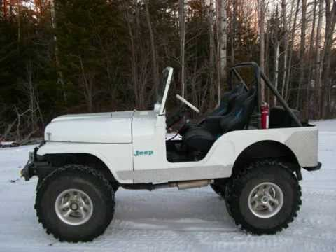 Want More Leg Room In Your Cj5 Or Willys Our Project With