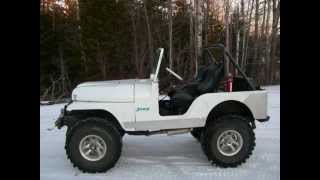 Want more leg room in your cj5 or willys Our project with pics!2