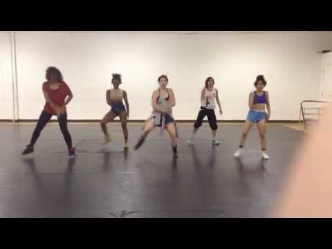 The Internet Music - Special Affair : choreography by Leslie Panitchpakdi